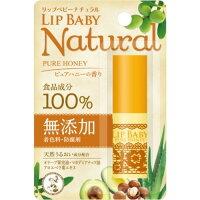 メンソレータム リップベビー ナチュラル ピュアハニーの香り(1本入)