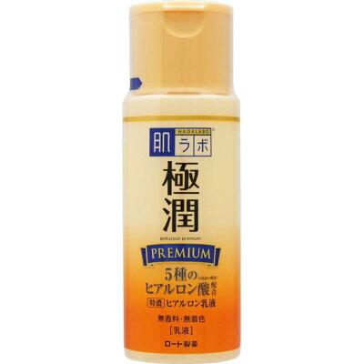 肌ラボ 極潤プレミアム ヒアルロン乳液(140mL)