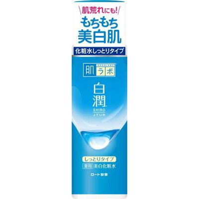 肌研(ハダラボ) 白潤 薬用美白化粧水 しっとりタイプ(170mL)