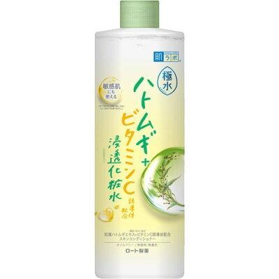 肌ラボ 極水ハトムギ+浸透化粧水(400mL)