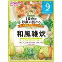 和光堂 1食分の野菜が摂れるグーグーキッチン 和風雑炊 9か月頃~(100g)