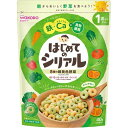 和光堂 はじめてのシリアル 8種の緑黄色野菜(40g)
