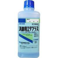 消毒用エタプラス 500ml (手押しポンプなし)