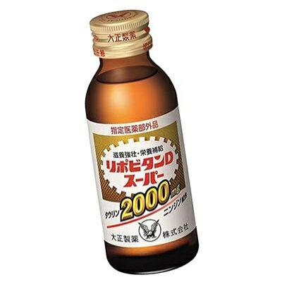 大正製薬 リポビタンDスーパー 100ml
