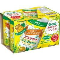 コバラサポート ふくらみplus キウイ&パイン風味(185mL*6本)