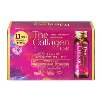 ザ・コラーゲン EXR ドリンク(50ml*10本入)