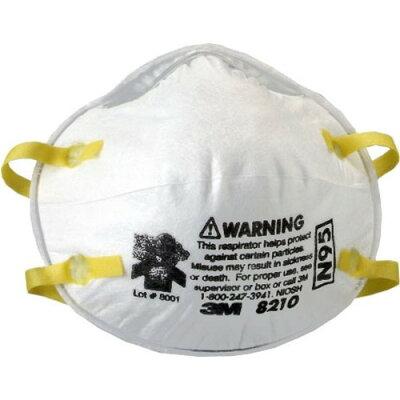 3M 防護マスク 8210 N95マスク(20枚入)