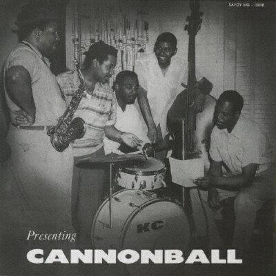 プレゼンティング・キャノンボール/CD/COCB-53754