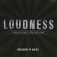 GOLDEN★BEST LOUDNESS~EARLY YEARS COLLECTION~/CD/COCP-35447