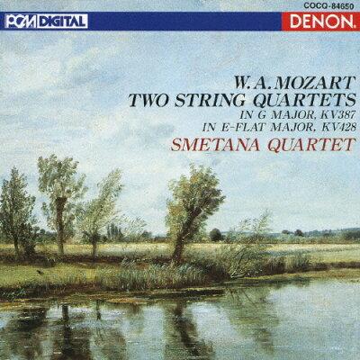 モーツァルト:弦楽四重奏曲第14番「春」,第16番/CD/COCQ-84650
