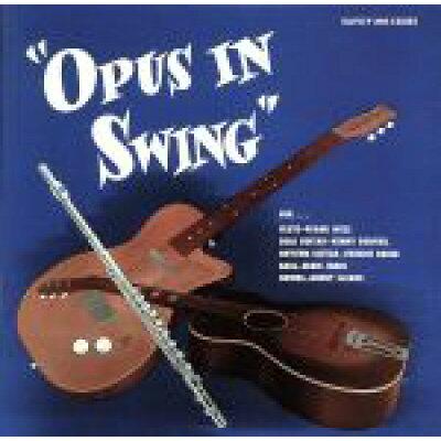 オパス・デ・スイング/CD/COCY-78528
