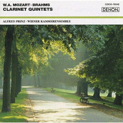 クラリネット五重奏曲イ長調/CD/COCO-70342
