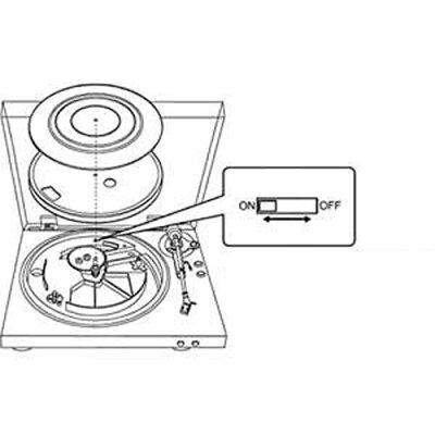 DENON コンパクトサイズ フルオートレコードプレーヤー アナログプレーヤー DP-29F-S