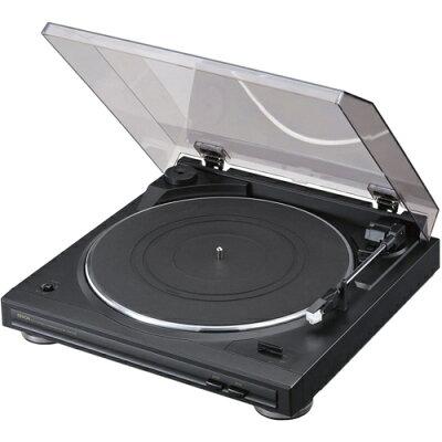 DENON コンパクトサイズ フルオートレコードプレーヤー アナログプレーヤー DP-29F-K