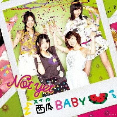 西瓜BABY(Type-C)/CDシングル(12cm)/COZA-657