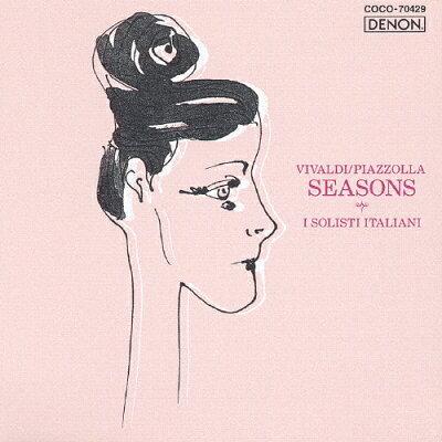 ヴィヴァルディ:四季*ヴァイオリン協奏曲集/CD/COCO-70429