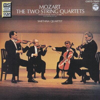モーツァルト:狩*弦楽四重奏曲第17番変ロ長調/CD/COCO-70431