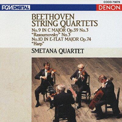ベートーヴェン:弦楽四重奏曲全集-4/CD/COCO-70679
