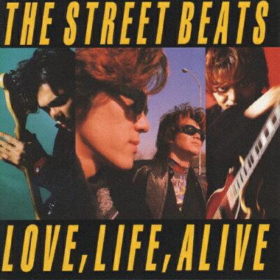 LOVE,LIFE,ALIVE/CD/VICL-753