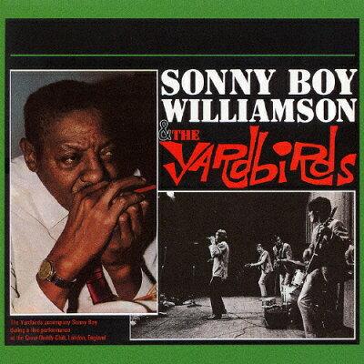 サニー・ボーイ・ウィリアムソン&ザ・ヤードバーズ+12/CD/VICP-61793