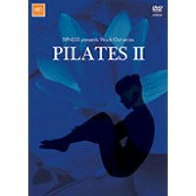 TIPNESS Presents Work Out Series PILATESII/DVD/VIBG-13