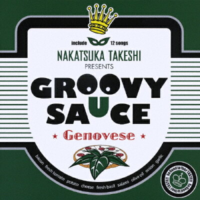 GROOVY SAUCE ☆Genovese☆/CD/VICL-62169