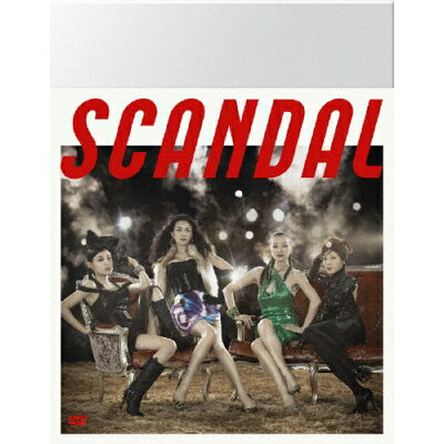 SCANDAL DVD-BOX/DVD/VIBF-5293