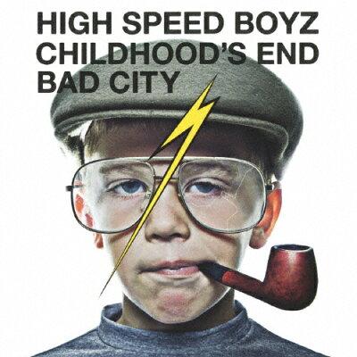 CHILDHOOD'S END/CDシングル(12cm)/VICL-36530