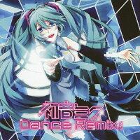 初音ミク DANCE REMIX Vol.1/CD/VICL-63814