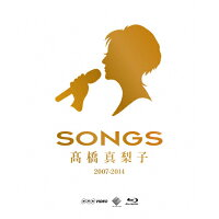 SONGS 高橋真梨子 2007-2014 Blu-ray2巻セット/Blu-ray Disc/VIZL-754
