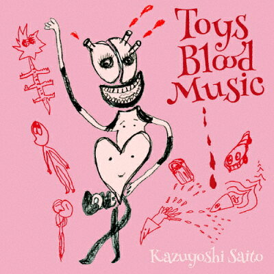 Toys Blood Music/CD/VICL-65100