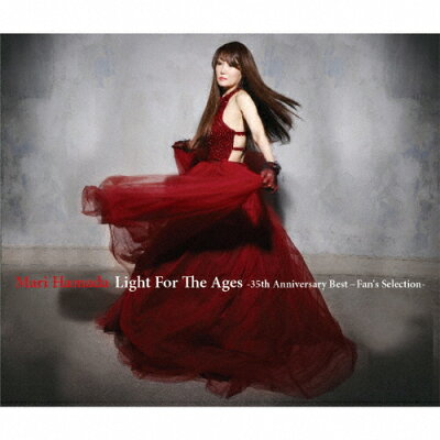 Light For The Ages - 35th Anniversary Best ~Fan's Selection -(初回限定盤)/CD/VIZL-1522