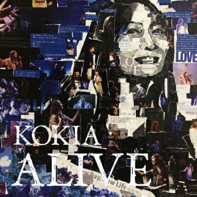 ALIVE -The live history-/CD/VICL-65188