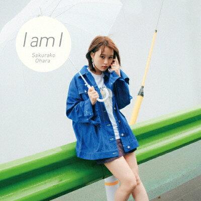 I am I(初回限定盤)/CDシングル(12cm)/VIZL-1621