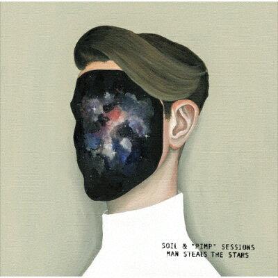MAN STEALS THE STARS(初回限定盤)/CD/VIZL-1672