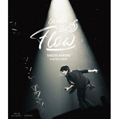 TAKUYA KIMURA Live Tour 2020 Go with the Flow/Blu-ray Disc/VIXL-318