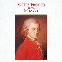 トルコ行進曲/プロティッチ・モーツァルト・リサイタル/CD/KICC-3527