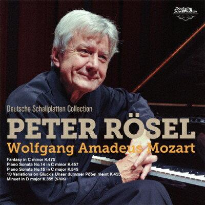 ペーター・レーゼル ドイツ・シャルプラッテン・コレクション レーゼルのモーツァルト/CD/KICC-1040