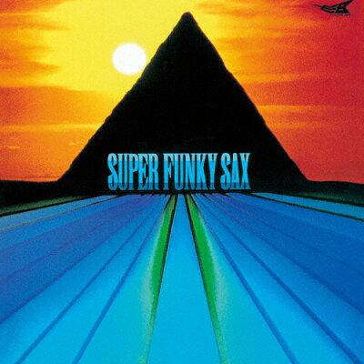 スーパー・ファンキー・サックス/CD/KICJ-2379