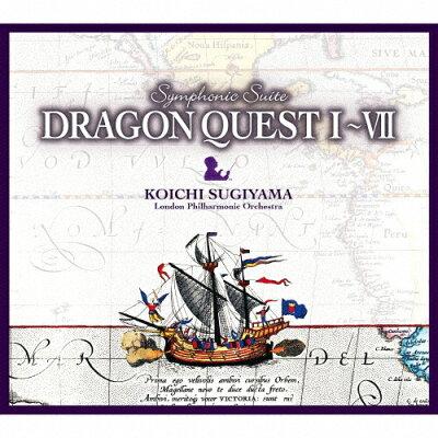 ロンドン・フィルハーモニー管弦楽団による交響組曲「ドラゴンクエスト」I~VII すぎやまこういち/CD/KICC-96358