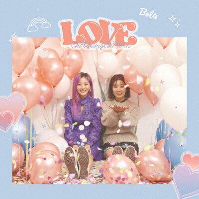 LOVE/CDシングル(12cm)/KICM-1999