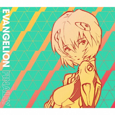 EVANGELION FINALLY(ムビチケカード付き数量限定盤・期間限定盤)/CD/KICA-92583