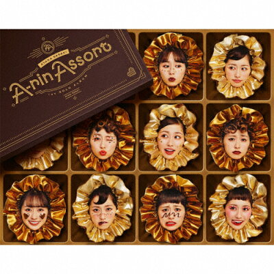A-rin Assort【初回限定盤】/CD/KICS-93927