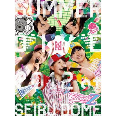 「ももクロ夏のバカ騒ぎ SUMMER DIVE 2012 西武ドーム大会」LIVE DVD/DVD/KIBM-339