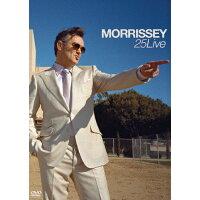 モリッシー25LIVE ジャパニーズ・エディション/DVD/KIBF-1443