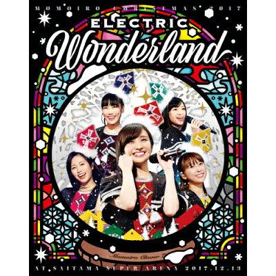 ももいろクリスマス 2017 ~完全無欠のElectric Wonderland~ LIVE Blu-ray【初回限定版】/Blu-ray Disc/KIXM-90335