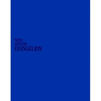 新世紀エヴァンゲリオン Blu-ray BOX STANDARD EDITION/Blu-ray Disc/KIXA-870