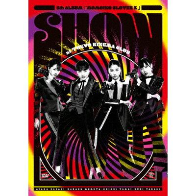 5th ALBUM『MOMOIRO CLOVER Z』SHOW at 東京キネマ倶楽部 LIVE DVD/DVD/KIZB-290
