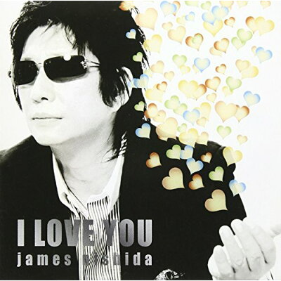 I LOVE YOU/CD/TECT-1042
