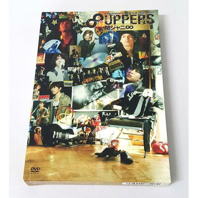 KANJANI∞ LIVE TOUR 2010→2011 8UPPERS(初回限定盤)/DVD/TEBI-8835